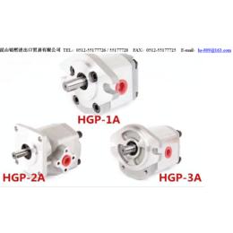HGP-1A-F4R齿轮泵HYDROMAX油泵缩略图