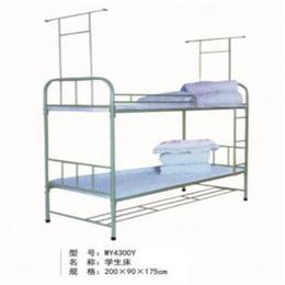 铁艺双层床高低床钢架铁床缩略图