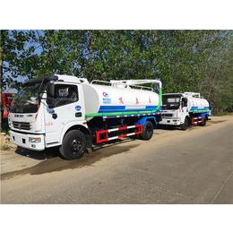 农村粪污垃圾治理-型号5吨8吨10吨粪污运输车-粪污收集车