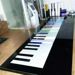 厂家直销钢琴感应地板 钢琴地板音乐互动厂家直租