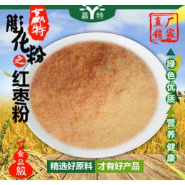 供应食品级红枣粉之膨化红枣粉 赢特厂家直销 固体饮料原料