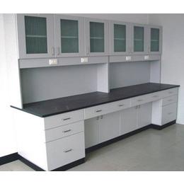 全木實驗邊全鋼鋼木中央實驗臺系列武漢萬申和實驗臺生產廠家直銷