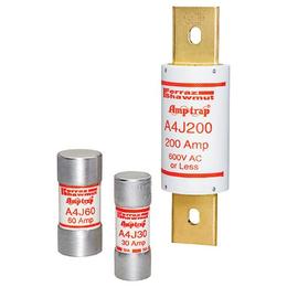 梅尔森A4J60A600V熔断器可用于照明供暖
