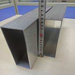 供应铝合金方管 木纹铝方管 铝方管供应厂家_欧百得