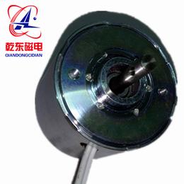 分选设备角度旋转电磁铁QDT3528L-乾东磁电厂家供应