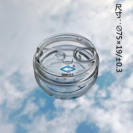 耐温耐压高硼硅玻璃水表盖 高硼硅玻璃器件压制缩略图