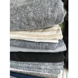 现货供应批发布料品牌尾单布头 实地看货麻料女装裙子T恤缩略图