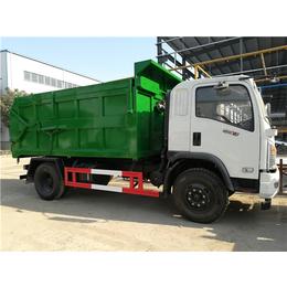 容积16吨16立方左右淤泥污泥运输专用汽车出售价格