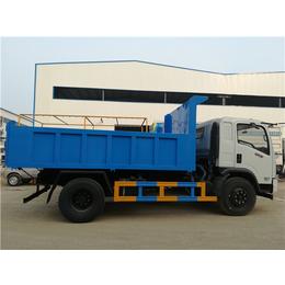 水务公司专用14立方吨污泥运输车+14方清运污泥运输车报价