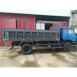 4噸5噸淤泥自卸車-5立方清運污泥運輸車價格說明