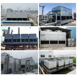 智水闭式冷却塔横逆流式工业qy8千亿国际专用密闭式全钢不锈钢冷却塔直销