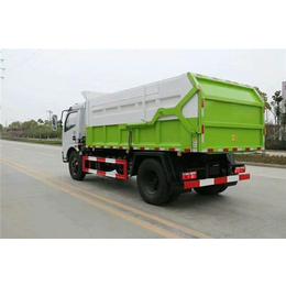 不会漏水8立方污泥运输车-拉污泥的10吨12吨密封车