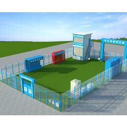 武汉安全体验区-安徽华胤(图)-建筑工地安全体验区