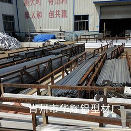 加工温室大棚铝型材 阳光板温室铝材生产定制缩略图