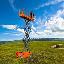 全自行升降机 液压升降车 登高车 升降梯 电动举升机