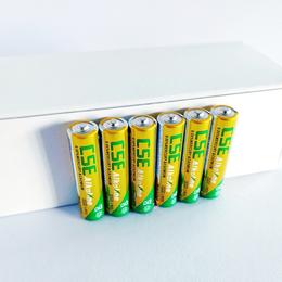 厂家供应7号碱性电池LR03血压计红外体温计干电池通用