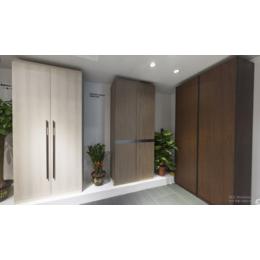 实木平板门 衣柜平板门 2.8米实木门板不用拉直器价格多少