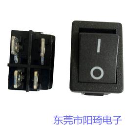 广东东莞厂家直销翘板开关PS8A-4-B1B3-5H-11