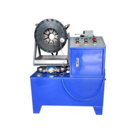 工地專用進口壓管機液壓管縮管機擋線扣壓機橡膠軟管扣管機