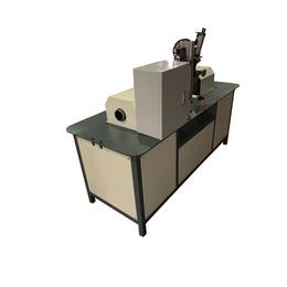 工地废旧钢管再次加工自动金属管材焊接成型机 对管缩管焊管机