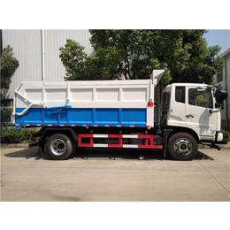 载重12吨含水污泥自卸车-容积12方15方污泥自卸车价格缩略图