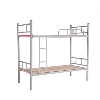 大学生单联双人位钢制双层床