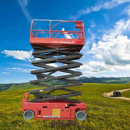 升降机 升降平台 举升机高空作业车 电动升降车 自行升降台