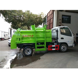 凯马新款2吨3吨餐余餐厨垃圾运输车