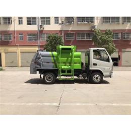 拉泔水剩饭剩菜卖什么车-2吨3吨餐厨垃圾车报价