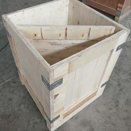 青岛黄岛胶南免熏蒸木箱厂定做胶合板木箱 出口免熏蒸