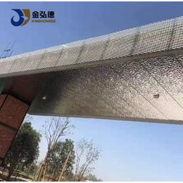 上海304不锈钢冲压板不锈钢水波纹板装饰设计