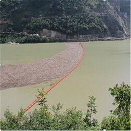 漂浮式尼龙绳串联防摩擦拦生活垃圾浮体