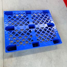 河南許昌塑料托盤生産廠家銷售1010九腳平面塑料托盤