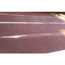 幼儿园路面图色-路面涂色-兰天亚克力发光字