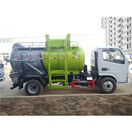 载重4吨5吨餐厨垃圾车运输泔水剩饭剩菜垃圾车