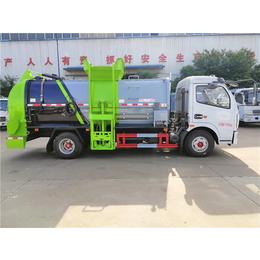 滴水不漏运输6吨7吨泔水剩饭剩菜餐余垃圾车售价