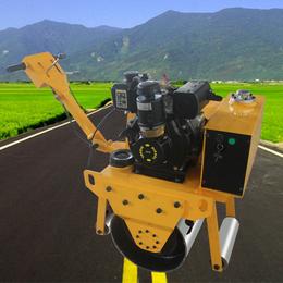 单钢轮小型压路机-大同小型压路机-冠森机械