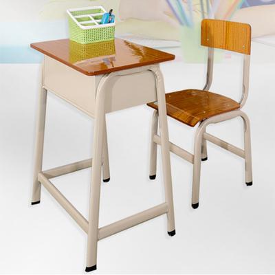 中小学生广式弯管课桌椅