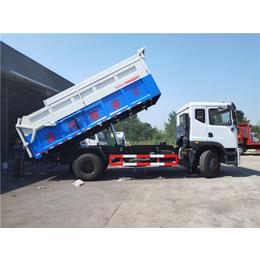 国六来了10吨12吨污泥运输车-12立方污泥运输车价格