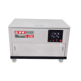 12千瓦汽油发电机静音型