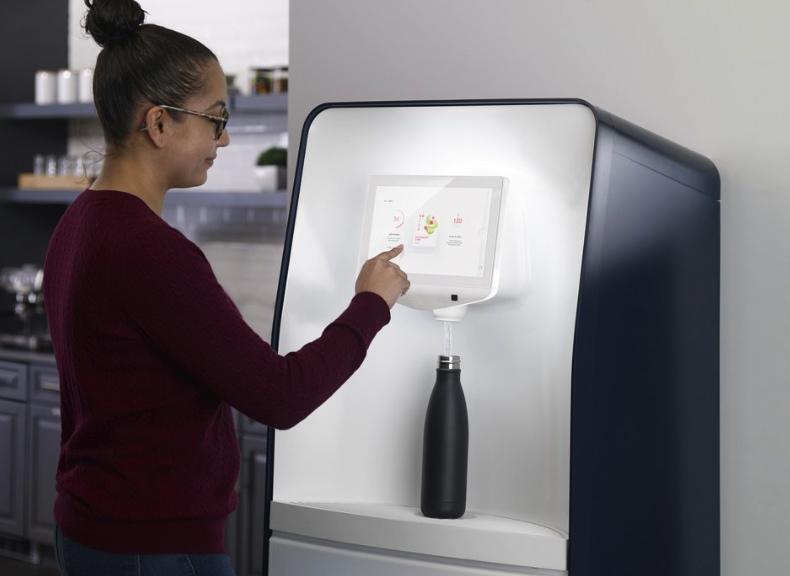 百事推出苏打水饮料机,它不仅提供饮料还能收集数据
