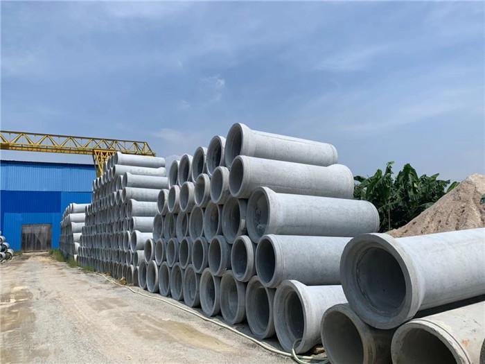 排污水泥鋼筋混凝土企口管