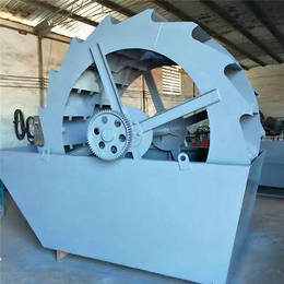 河南永乐机械设备(图)-挖斗洗砂机厂家-挖斗洗砂机
