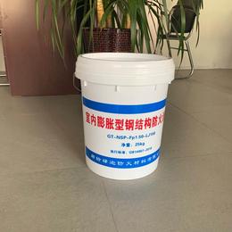 厂家直销非膨胀型钢结构防火涂料选廊坊禄迦防火材料有限公司