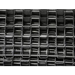长城马蹄链打捞网带-山东打捞网带-森喆不锈钢输送链条