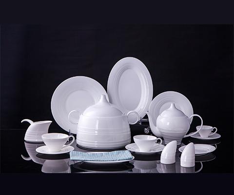 骨质瓷茶具日常保养方法