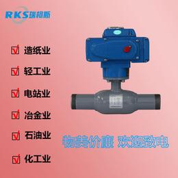 Q367F小口徑電動全焊接球閥有哪些優點