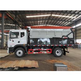 厂家直销容积10立方15立方含水污泥运输车