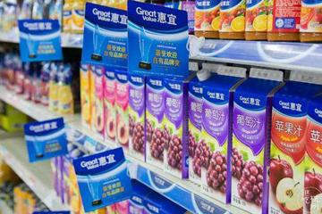 沃尔玛自有品牌商品同比增长约40%,沃尔玛自有品牌商品销量大增,沃尔玛中国大力打造自有品牌,