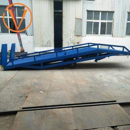 移动登车桥 货车装卸过桥 电动装卸升降平台